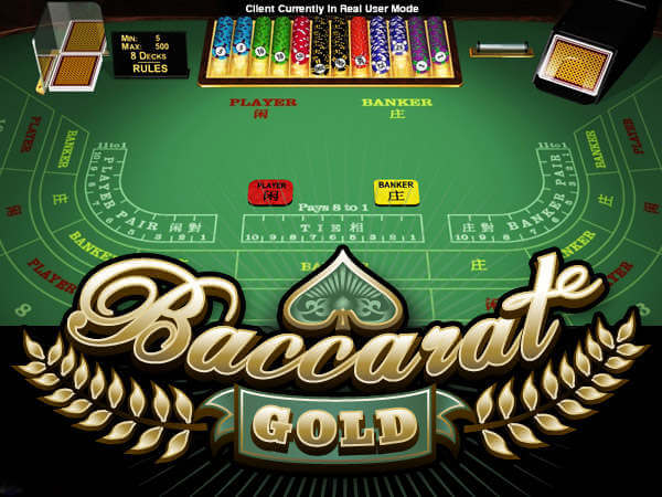 Baccarat Gold