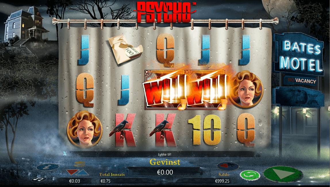 Psycho Online Slot