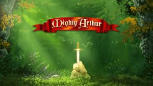 Quickspin nyhet: Mighty Arthur Slot