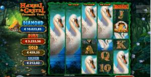Ny spilleautomat: Hansel and Gretel Treasure Trail Slot