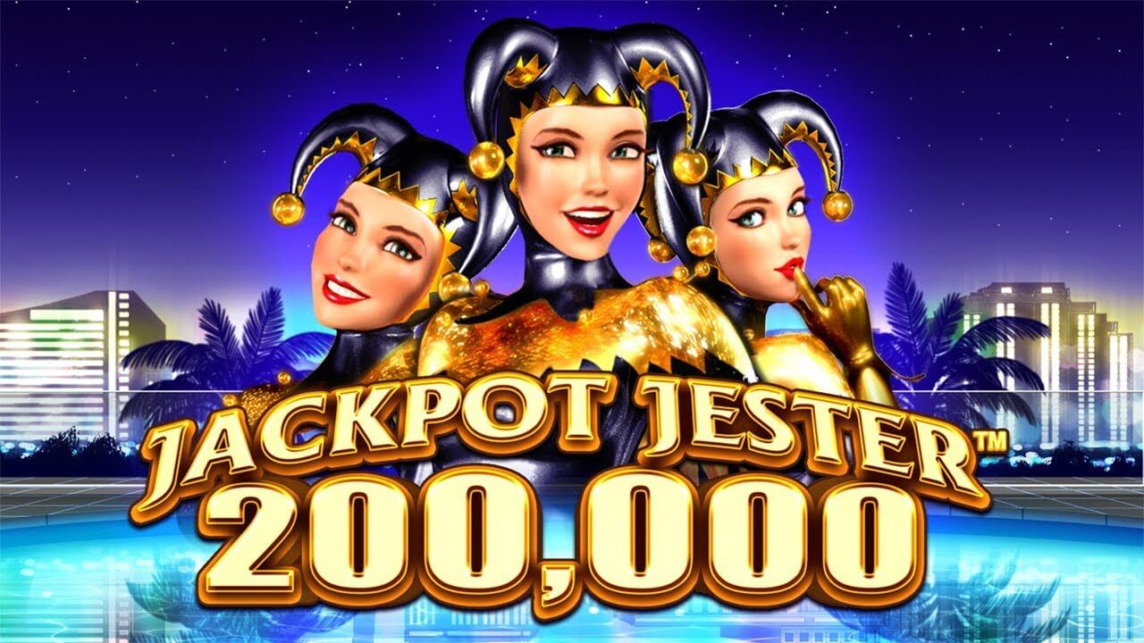 Store nyheter - Jackpot Jester 200000™