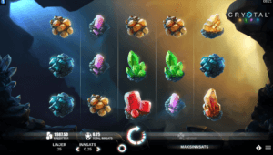 Crystal Rift spilleautomat
