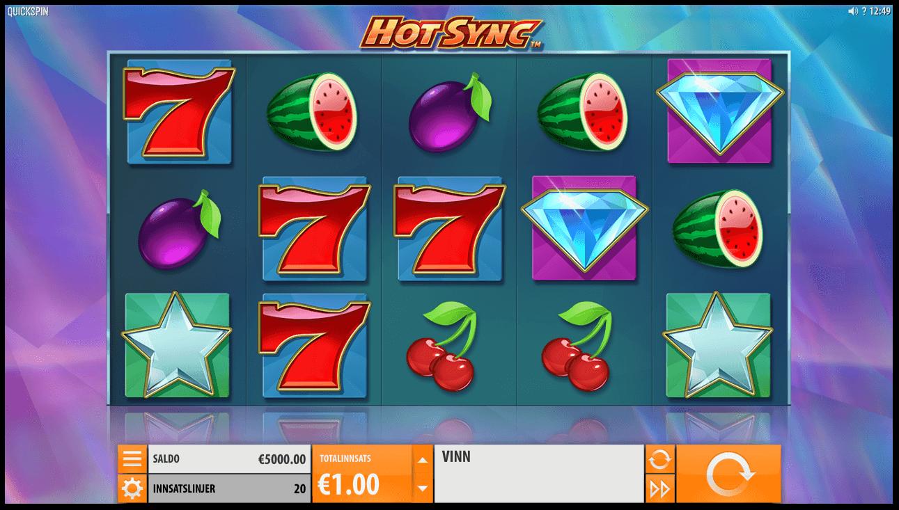 Hot Sync spilleautomat