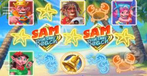 Sam on the Beach spilleautomat