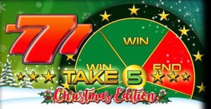 Take 5 Christmas Edition 3 nye juleautomater 2018