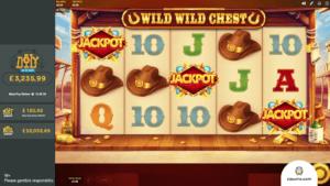 wild wild chest jackpot slot en jackpot om dagen