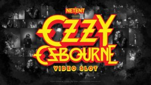 Ozzy Osbourne spilleautomat