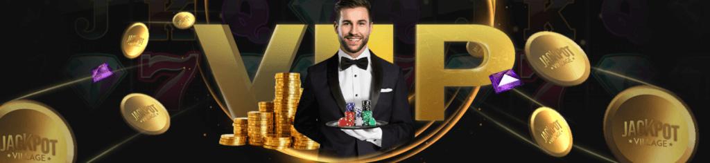 JackpotVillage VIP casino
